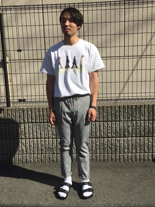 [warehouse 東大阪店][ゆげ なおき]