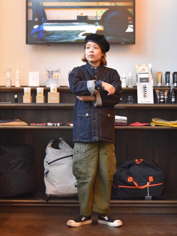 [WORK NOT WORK URBAN RESEARCH KITTE丸の内店][工藤 光里]