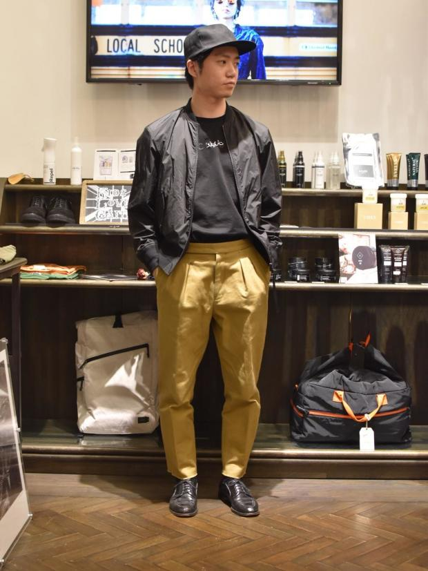 [WORK NOT WORK URBAN RESEARCH KITTE丸の内店][丸田 蔵斗]