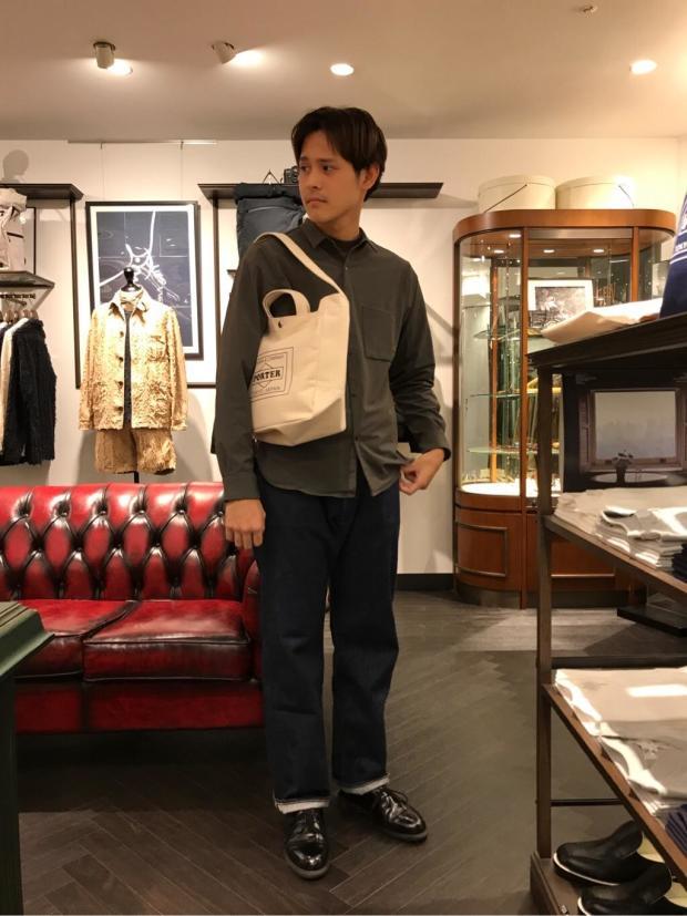 [WORK NOT WORK URBAN RESEARCH 阪急メンズ大阪店][カネミツ]