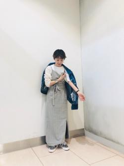 [角田 彩実]