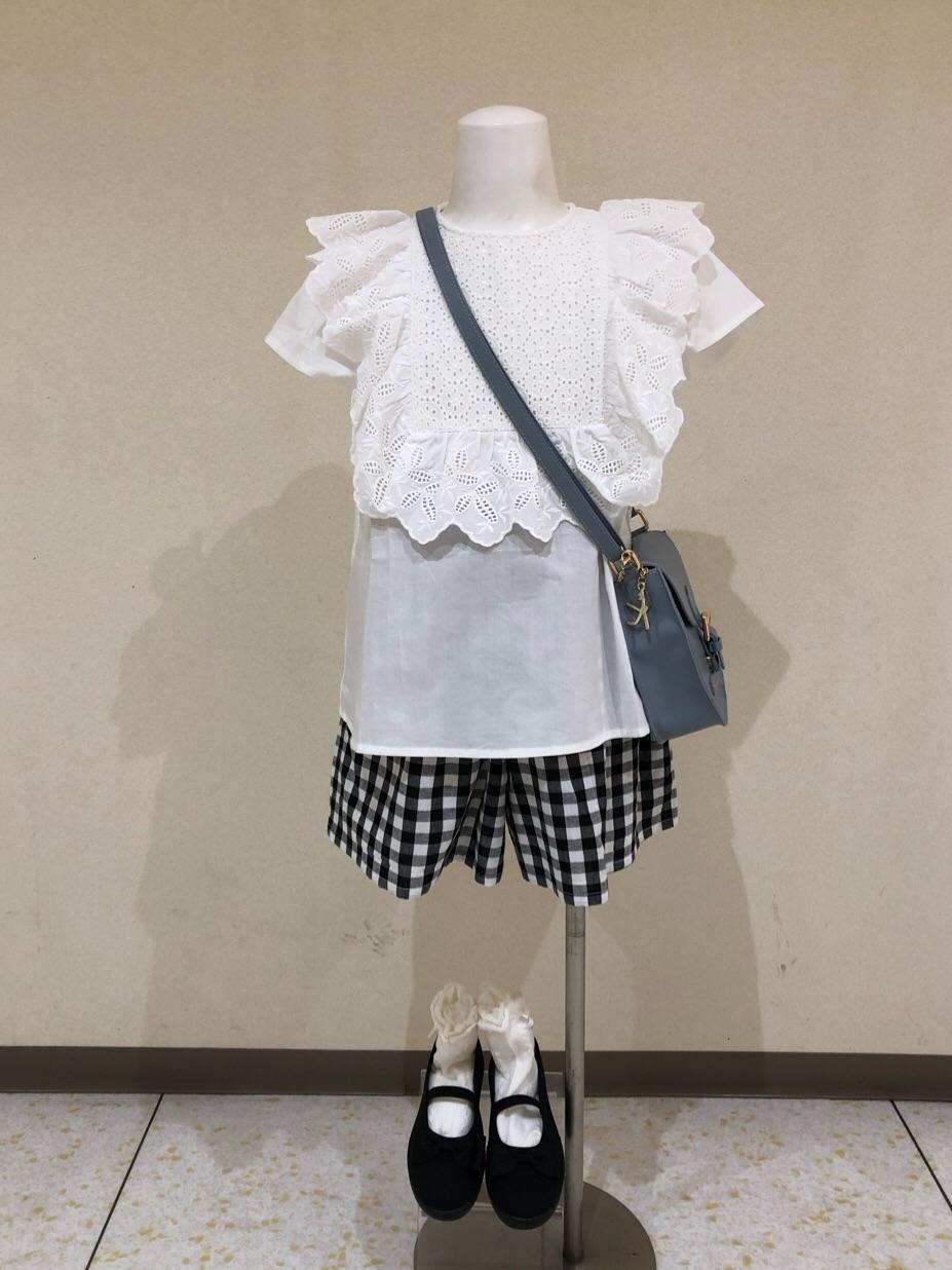 39ed391fbfb8b 組曲 KIDS 大丸札幌店 毛利 スタッフコーディネート 2019.04.22 ...