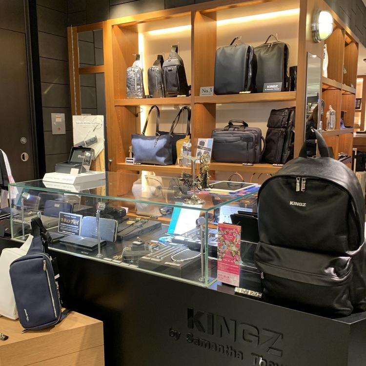 SK阪急メンズ東京店