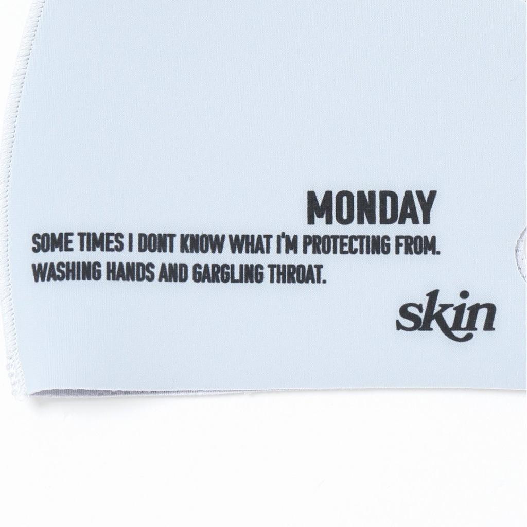 何曜日 マスク