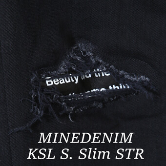 MINEDENIM-KSL S. Slim STR-