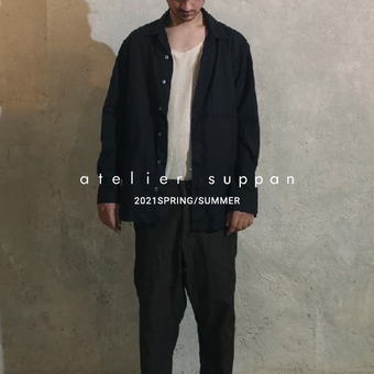 ATELIER SUPPAN / NEW ARRIVAL