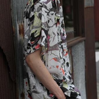 WACKO MARIA のアロハシャツ