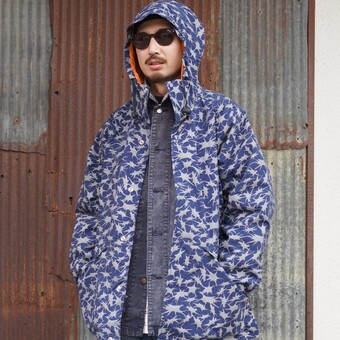 MASSES - NYLON SHELL JKT SPLASH