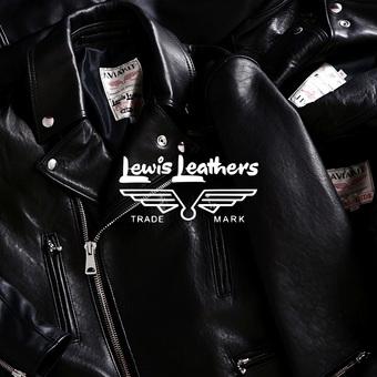 英国の老舗レザーブランド【 Lewis Leathers 】