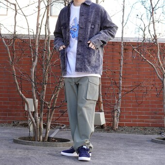 DUCK COVERALL ACID
