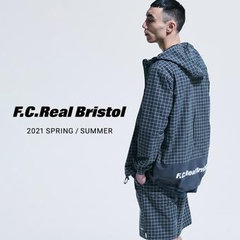 【F.C.Real Bristol】21SS春夏最新コレクション 明日2/26(金)スタート!!
