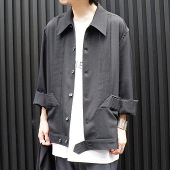 【 DAIRIKU 】キューバシャツジャケット