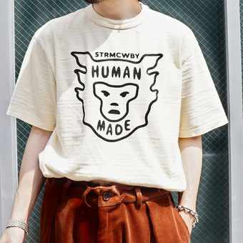 【HUMAN MADE】ライオン?人間?サル?