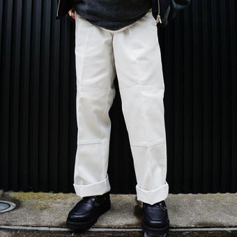 【 UNUSED 】 × DICKIES PANTS
