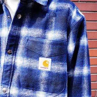 【 Carhartt WIP 】シャツジャケット
