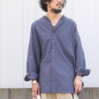 【Graphpaper】お気に入りのシャツ。