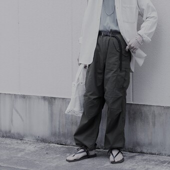 YAECA<ヤエカ> M51 field pants.