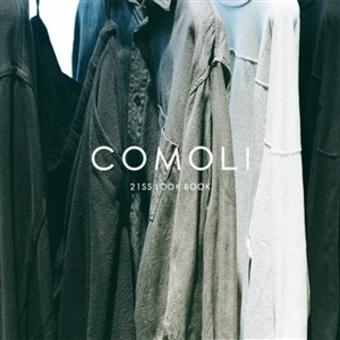 COMOLI(コモリ)21SS LOOK画像のご紹介