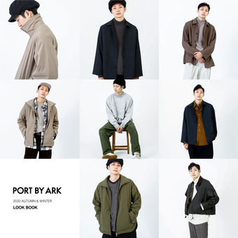 NEWS-PORT BY ARK 20AWLOOKの巻-