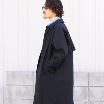 ハマる一品♯36-ステンカラーコート-