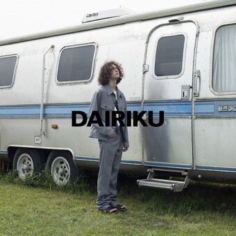 DAIRIKU 21ss 2nd Delivery