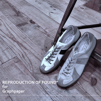 """""""REPRODUCTION OF FOUND"""" for Graphpaper"""