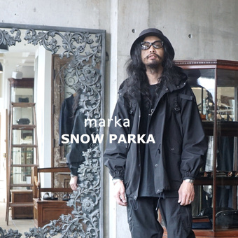 SNOW PARKA