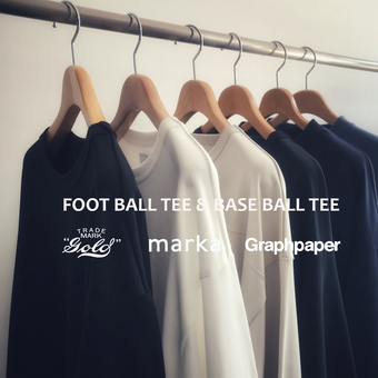 FOOT BALL TEE & BASE BALL TEE
