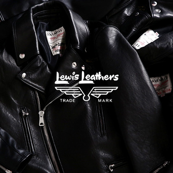 Lewis Leathers 人気のサイクロン、ライトニング再入荷