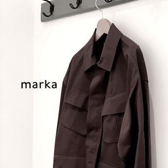 marka 2021AW 新作入荷