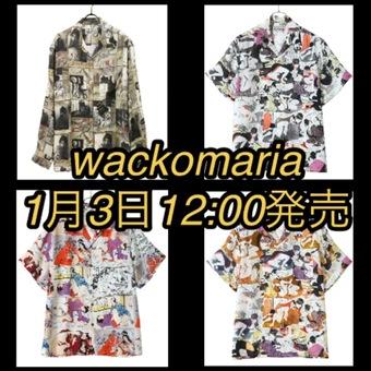 WACKOMARIA 1月3日発売品紹介