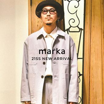 marka 21SS最新作入荷