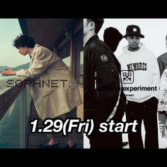 SOPHNET. uniform experiment 1.29(Fri)start