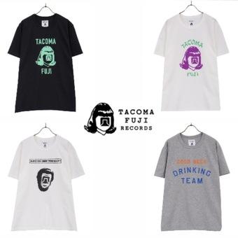 中毒性の高いTシャツが、、TACOMA FUJI RECORDS 3月27日(土)発売です。。。