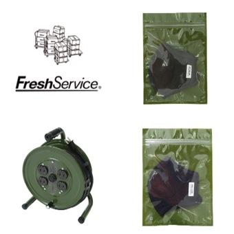 【FreshService】日常使いできる万能品入荷