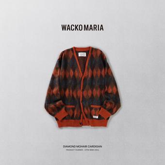 WACKO MARIA (ワコマリア) 新作モヘアカーディガン、シャツ紹介