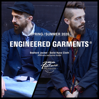 Engineered Garments×MUSEUM ARK