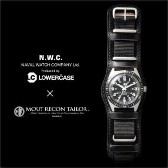 通年使えてオリジナル感を出せる、マウトリーコンテーラーの時計