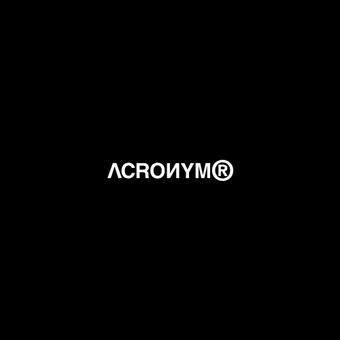 ACRONYM 2020SS