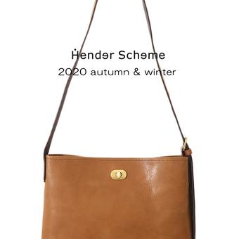 【Hender Scheme】 20AW発売開始