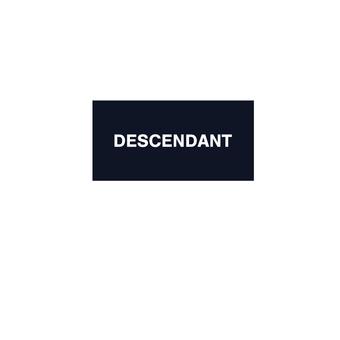 DESCENDANT 2020AW