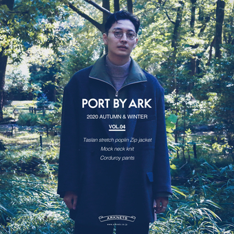 PORT BY ARK  New arrival