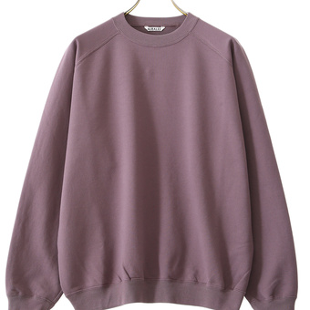 AURALEE SUPER SOFT SWEAT 入荷