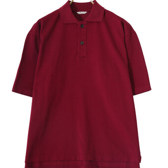 AURALEE「 BIG POLO 」New arrival