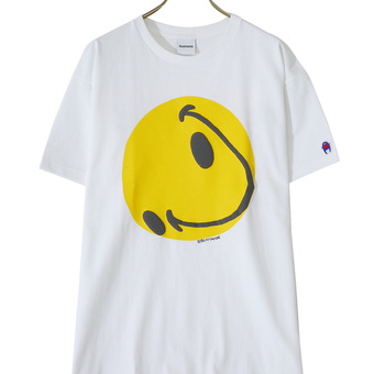 READYMADE 「TEE COLLAPSED FACE」5.3 release.