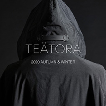 「TEATORA」 20AW 立ち上がりました。