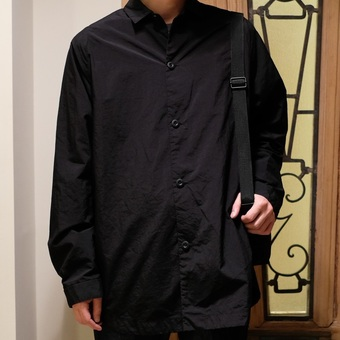 【TEATORA】 CARTRIDGE SHIRT P。