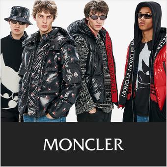 【MONCLER】PICK UP MODEL。