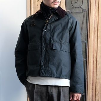 【Barbour】のSPEY。