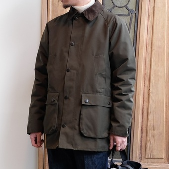 【Barbour】BEDALE SL 2LAYER。